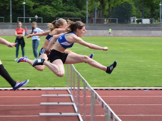 VSG-Leichtathleten überzeugen bei Titelkämpfen