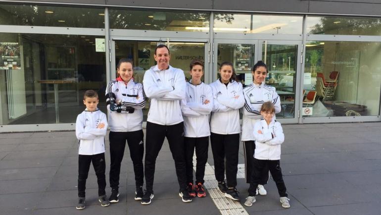 Taekwondo: Velberter SG behauptet sich erneut auf Höchstem Niveau