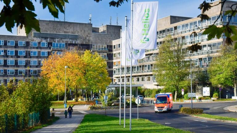 Tag der offenen Tür am Helios Klinikum Niederberg