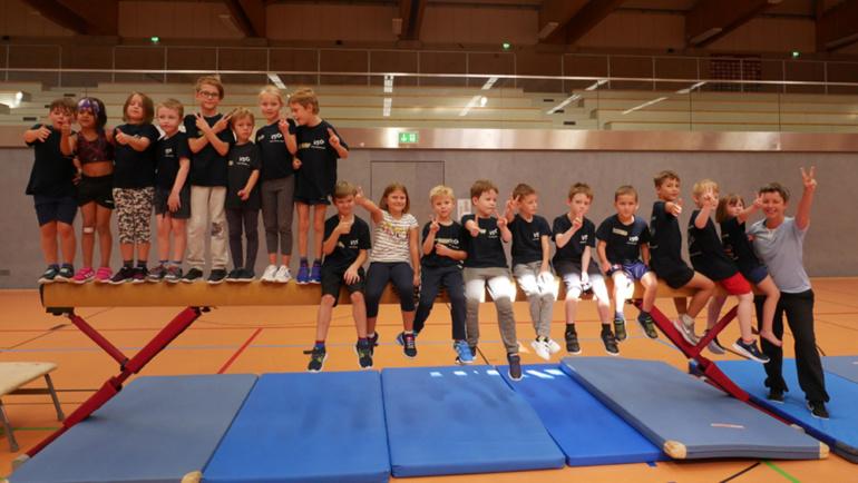 """VSG Crowdfunding """"Sommercamp für unsere Kids"""""""