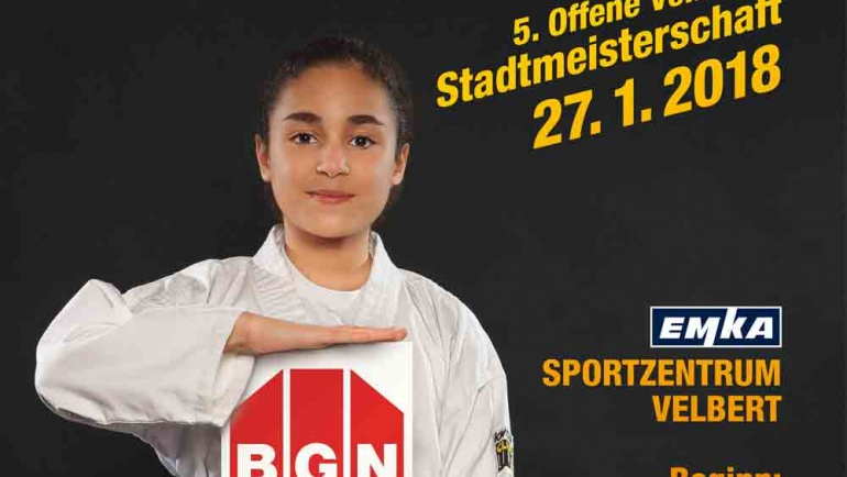 5. BGN Pokal am 27.01.2018