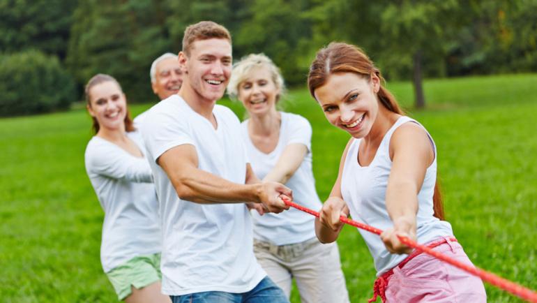 Start ins Freiwillige Soziale Jahr