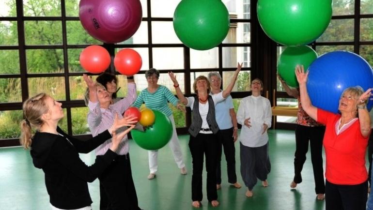 Gemeinsam sportlich und fit bleiben