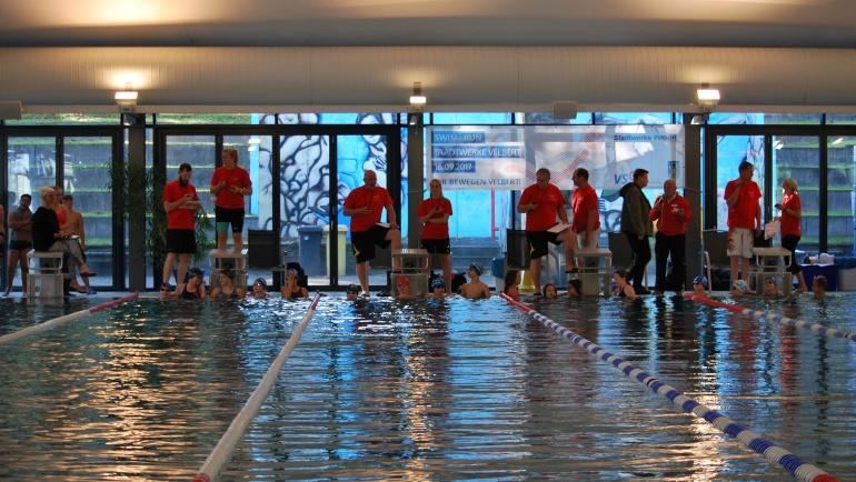 Velberter Schwimmverein 1913 starker Partner der Velberter SG